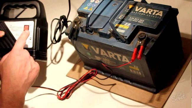 Як заряджати акумуляторну батарею автомобіля