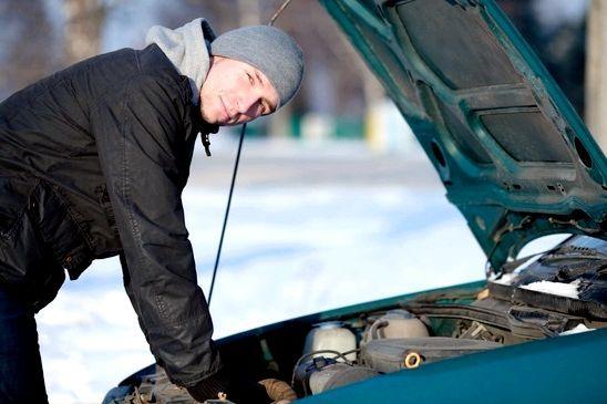 Як завести автомобіль в мороз