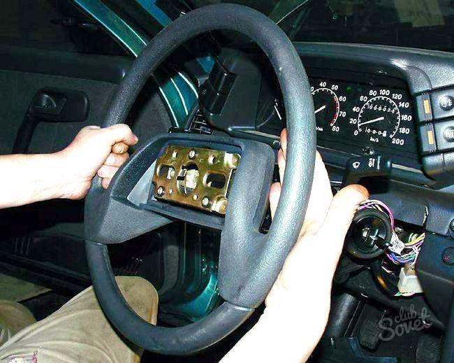 Як завести машину без ключа