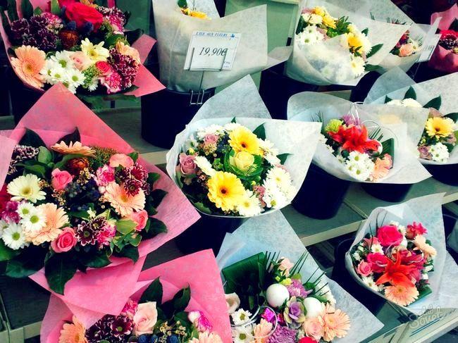 Які квіти на день народження краще подарувати