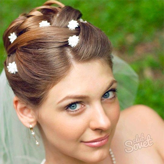 Яку зачіску зробити на весілля