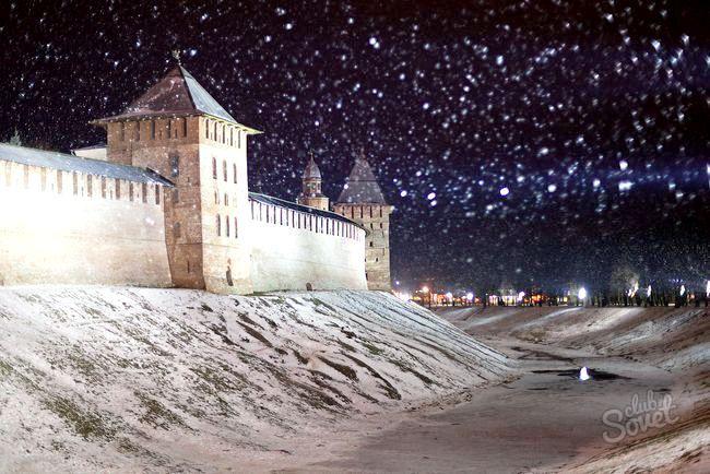 Куди поїхати взимку в росії