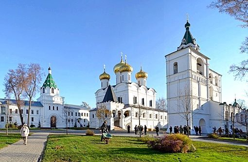 Куди сходити в Костромі