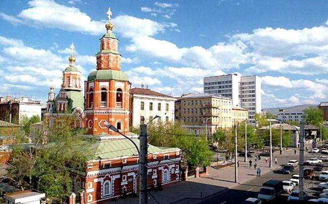Куди сходити в Красноярську