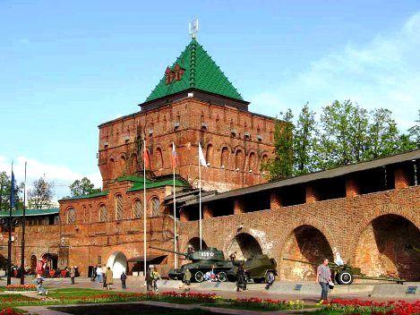 Куди сходити в Нижньому Новгороді