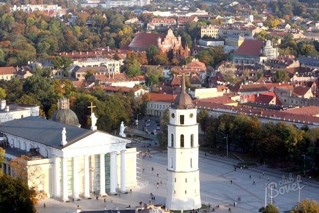 Куди сходити в Вільнюсі