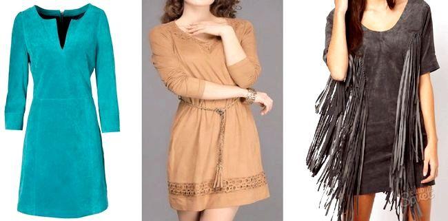 Замшеве-платье2