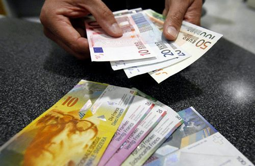 Чому євро росте