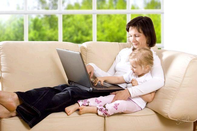 Робота для мам в декреті