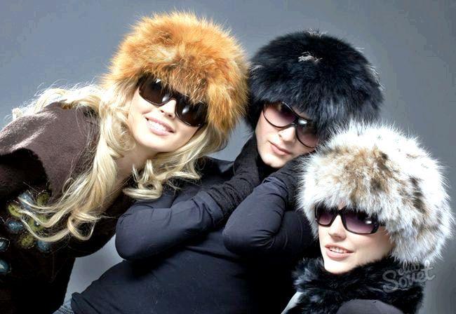 Шапки зима 2015, фото