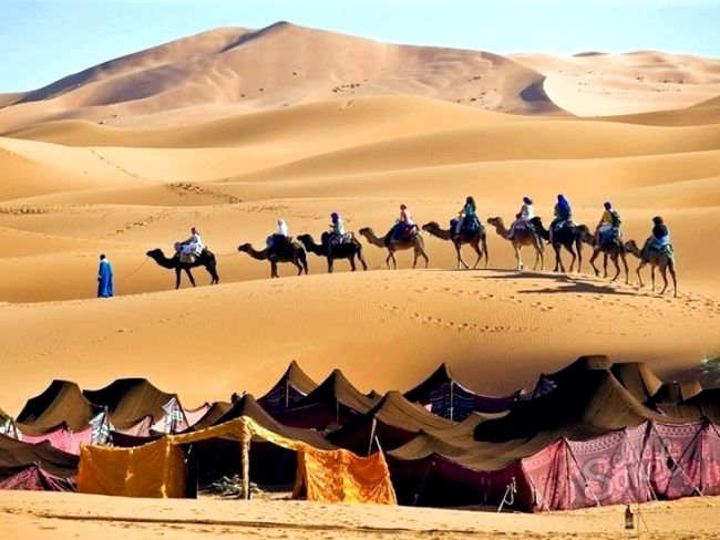 Чи варто поїхати в листопаді в Морокко