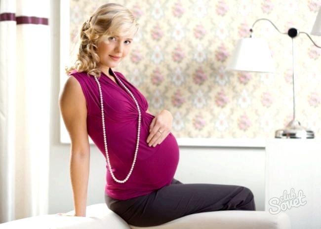 Вечірні сукні для вагітних