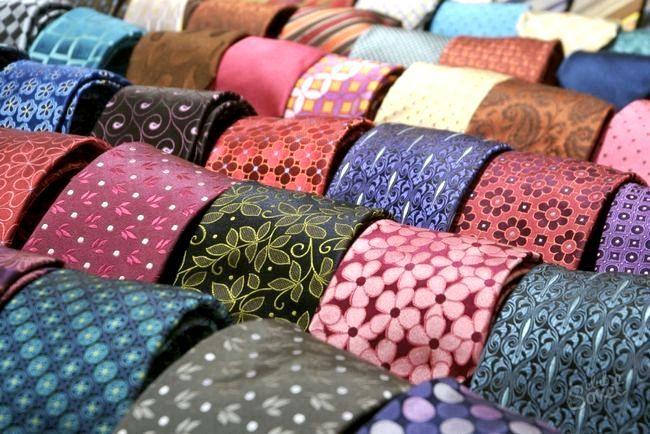 Жіночий краватку - як зшити